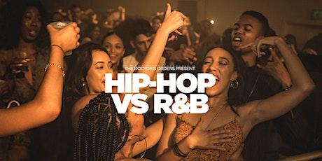 Hip-Hop vs RnB - East tickets