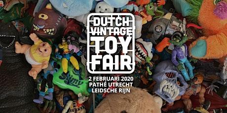 Dutch Vintage Toy Fair tickets
