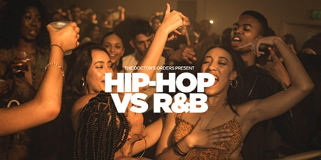 Hip-Hop vs RnB - East tickets