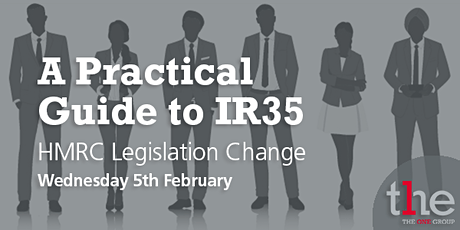 A Practical Guide to IR35 (NH)  tickets