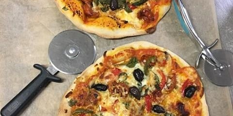 Sourdough Pizza Workshop 4 April 2020