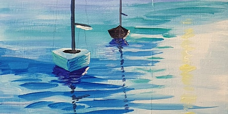 Paint and Sip Boaters Paradise12 March tickets