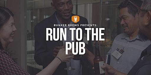 Bunker Brews Bozeman: Run to the Pub
