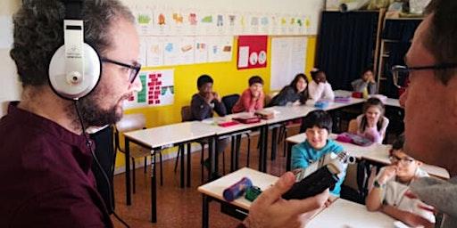 L'operatore crossmediale - Seminario La mia scuola è differente