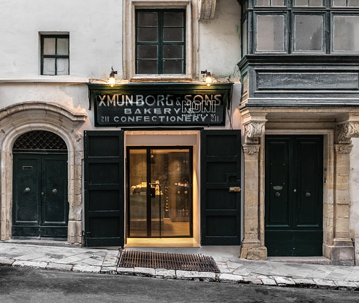 House & Garden: Malta Wine Tasting Experience at Vogue House image