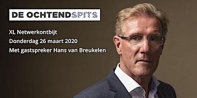 XL Netwerkontbijt met gastspreker Hans van Breukelen