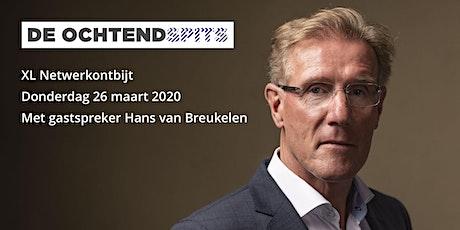 XL Netwerkontbijt met gastspreker Hans van Breukelen tickets