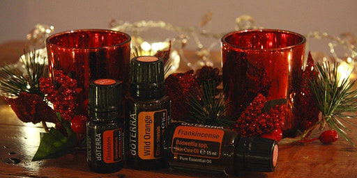 Holiday DIY Gift Making with Essential Oils