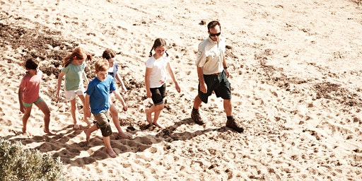 Junior Rangers Beachcombing - Gippsland Lakes Coastal Park