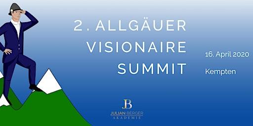 2. Allgäuer Visionaire Summit