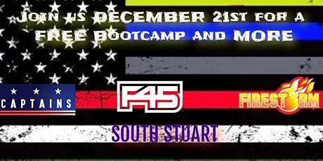 F45 South Stuart - FREE Bootcamp, 1st Responder Competition and More... tickets