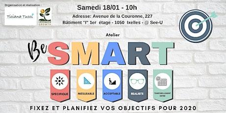Be S.M.A.R.T. 2020 - FR billets