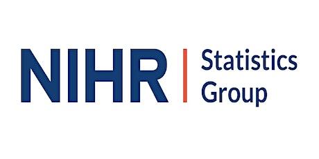 NIHR Statistics Group: Routine Data in Clinical Trials tickets
