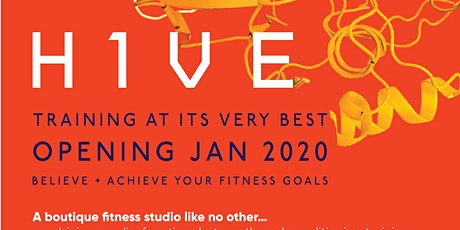H1VE Taster Sessions tickets