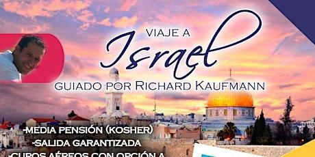 Reunión Informativa Viaje a Israel entradas