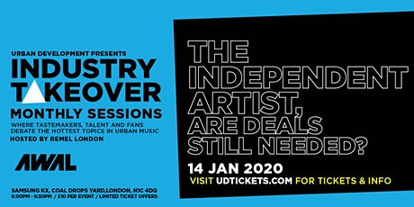 The Independent Artist: Are deals still needed? tickets