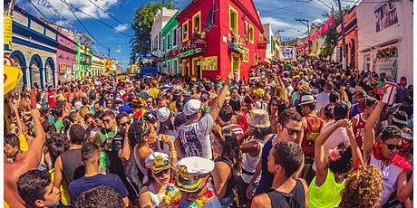 Excursão: Carnaval de Olinda ingressos