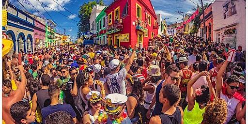 Excursão: Carnaval de Olinda