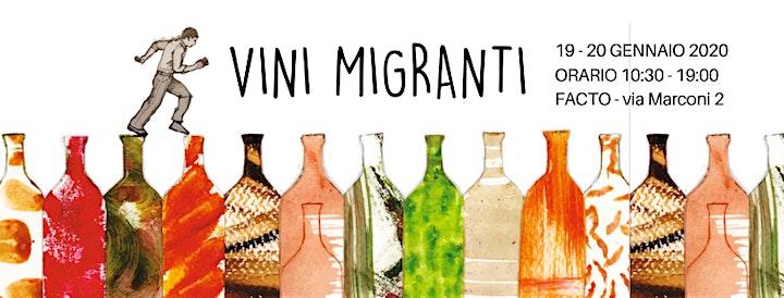 Immagine Vini migranti