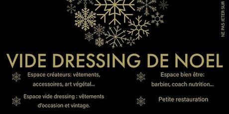Vide dressing de Noël et créateurs billets