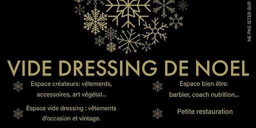 Vide dressing de Noël et créateurs