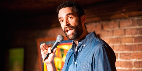 Phil Hanley - January 16, 17, 18 at The Comedy Nest billets