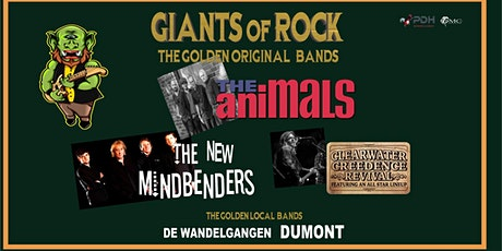 GIANTS OF ROCK: THE SIXTIES tickets