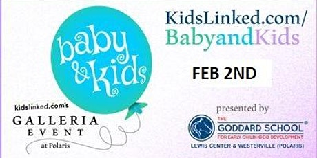 Vendor Opportunities: Columbus Baby & Kids Expo tickets