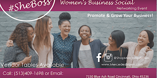 Women's Business Social