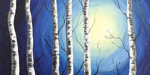 Silver Birch Brush Party - Guildford