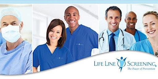 Life Line screening in Irvine, CA