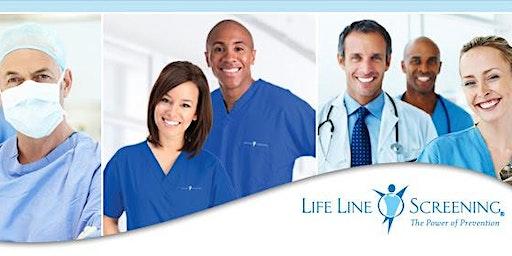 Life Line Screening in Hemet, CA