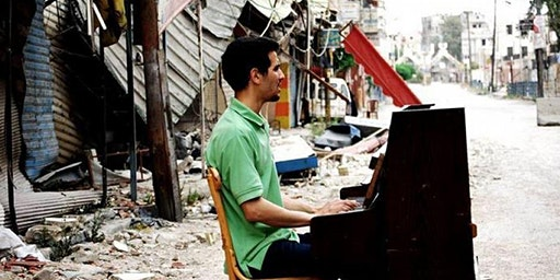 Amsterdam/Aeham Ahmad Concert (Syria)