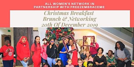 Christmas Breakfast Brunch & Networking tickets