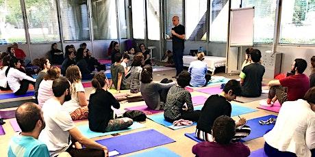 Capacitação em Yoga - semanal 2020 ingressos