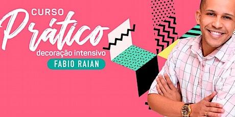 Curso Prático de Decoração - Rio de Janeiro ingressos