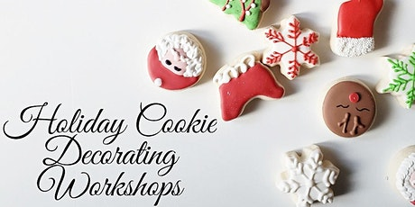 Holiday Sugar Cookie Decorating Workshop tickets