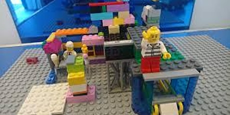 Using Lego® to increase emotional resilience in children with SEND tickets
