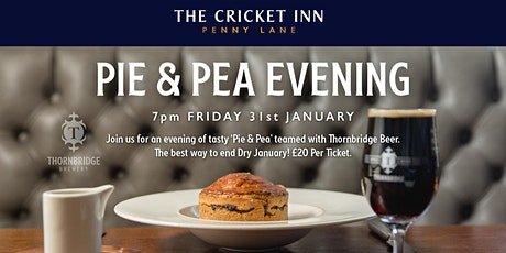 Pie & Pea tickets