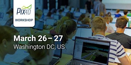Pix4Dmapper In-depth workshop - Washington DC  tickets