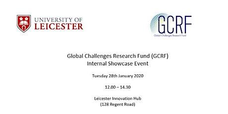 GCRF Internal Showcase Event tickets