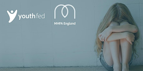 Youth Mental Health First Aid by Youth Fed - April 2020 tickets