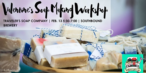 Valentine's Soap Making Class
