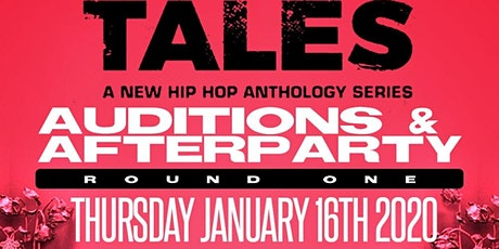 Tales on BET! The Auditions & AfterParty! tickets