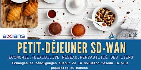 """Petit-déjeuner """" Les enjeux du SD-WAN"""" billets"""