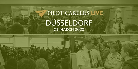 Pilot Careers Live Dusseldorf - 21 March 2020 tickets
