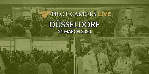 Pilot Careers Live Dusseldorf - 21 March 2020