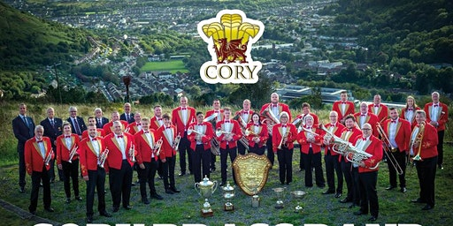 """Cory Brass Band"" the pride of Wales  World No1 inConcert Kilkenny, Ireland"
