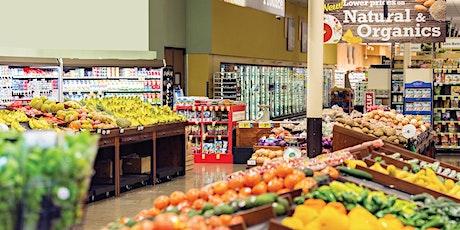 Grocery Store Tour - Pelham tickets