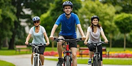 Social Bike Rides - Street Names tickets
